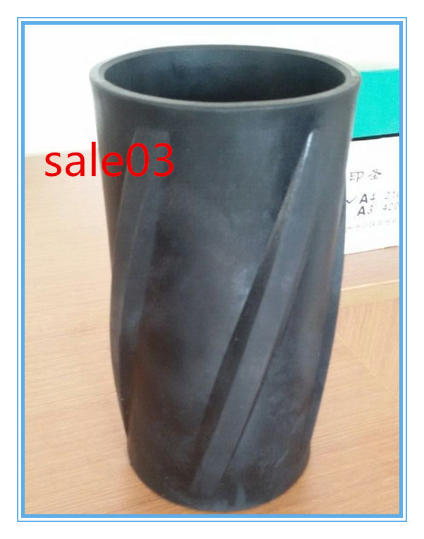 Solid Body Rigid Composite Centralizer /Thermoplastic Centralizer Casing