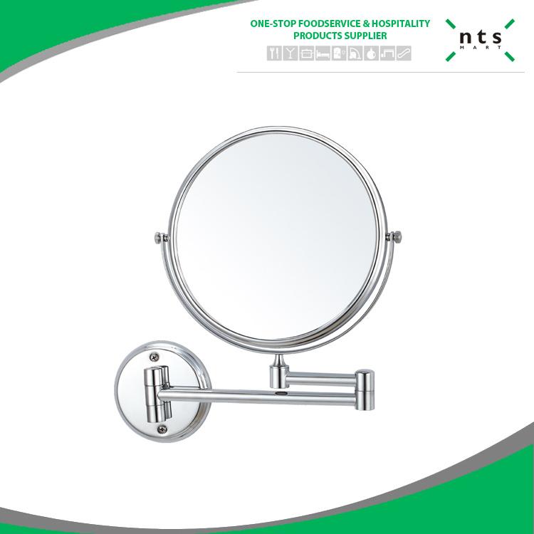 Wall-Mounted Shaving Mirror (2 fold)