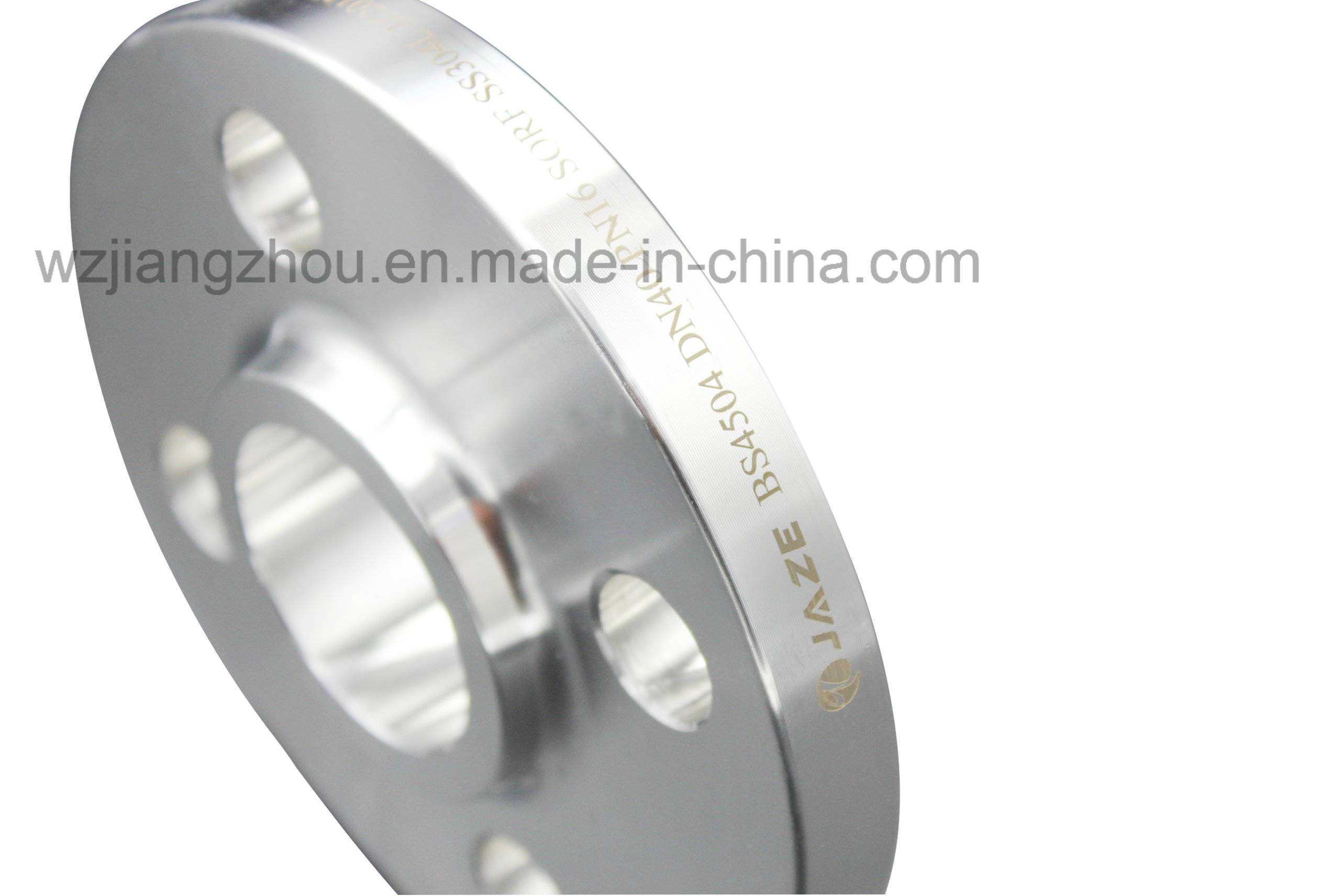 ANSI Stainless Steel Forged Slip on Flange