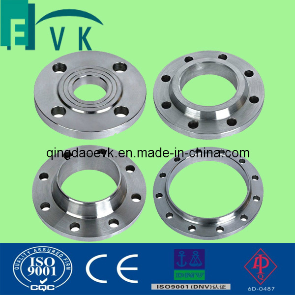 Carbon Steel/Stainless Steel Flat Face Blind Flange