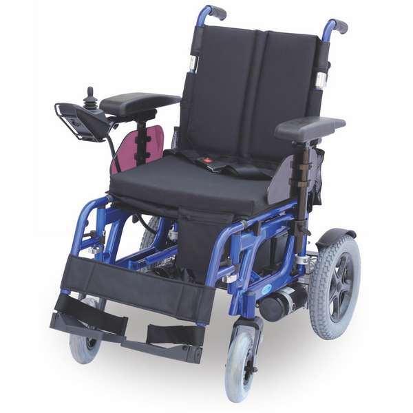 Aluminium Electric Wheelchairs, Power Wheelchair