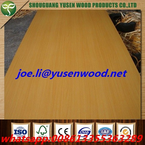 Super High Gloss 18mm Melamine MDF