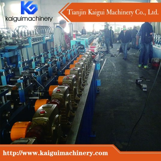 Worm Gearbox Ceiling T Bar Roll Forming Machine