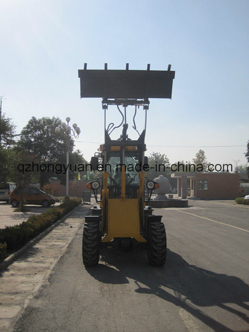 Multi-Functioni Wheel Loader with Pallet Fork (ZL15F)