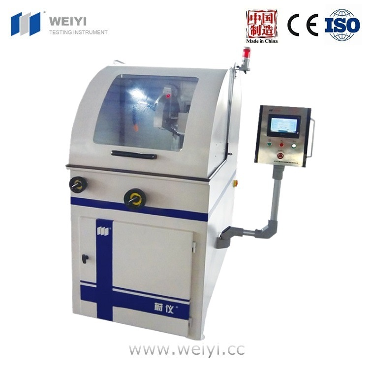 Ldq-350A Metallographic Sample Cut off Machine for Lab Testing