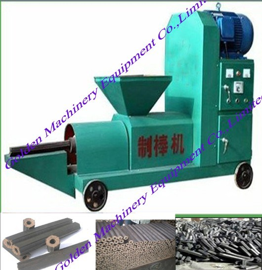 Wood Sawdust Charcoal Briquette Making Machine (WSPC)