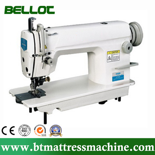 High Speed Lockstitch Industrial Sewing Machine with Cutter
