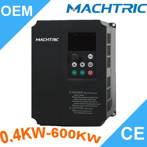 Machtric High Power Range Frequency Inverter 0.2kw-600kw