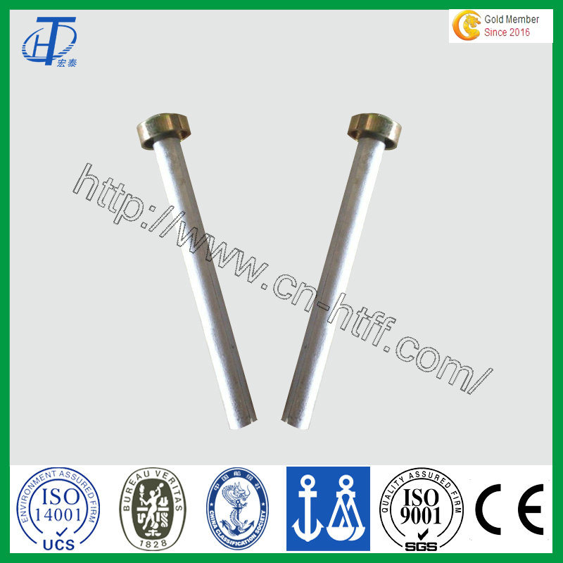 Cast Magnesium Anode Rod Water Heater Magnesium Bar 99.9%