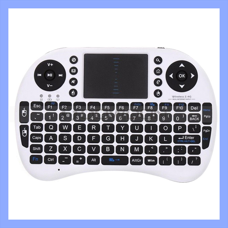 2.4GHz Keyboard Fly Air Mouse Keyboard Mini Keyboard for Android TV Box (MK-001)