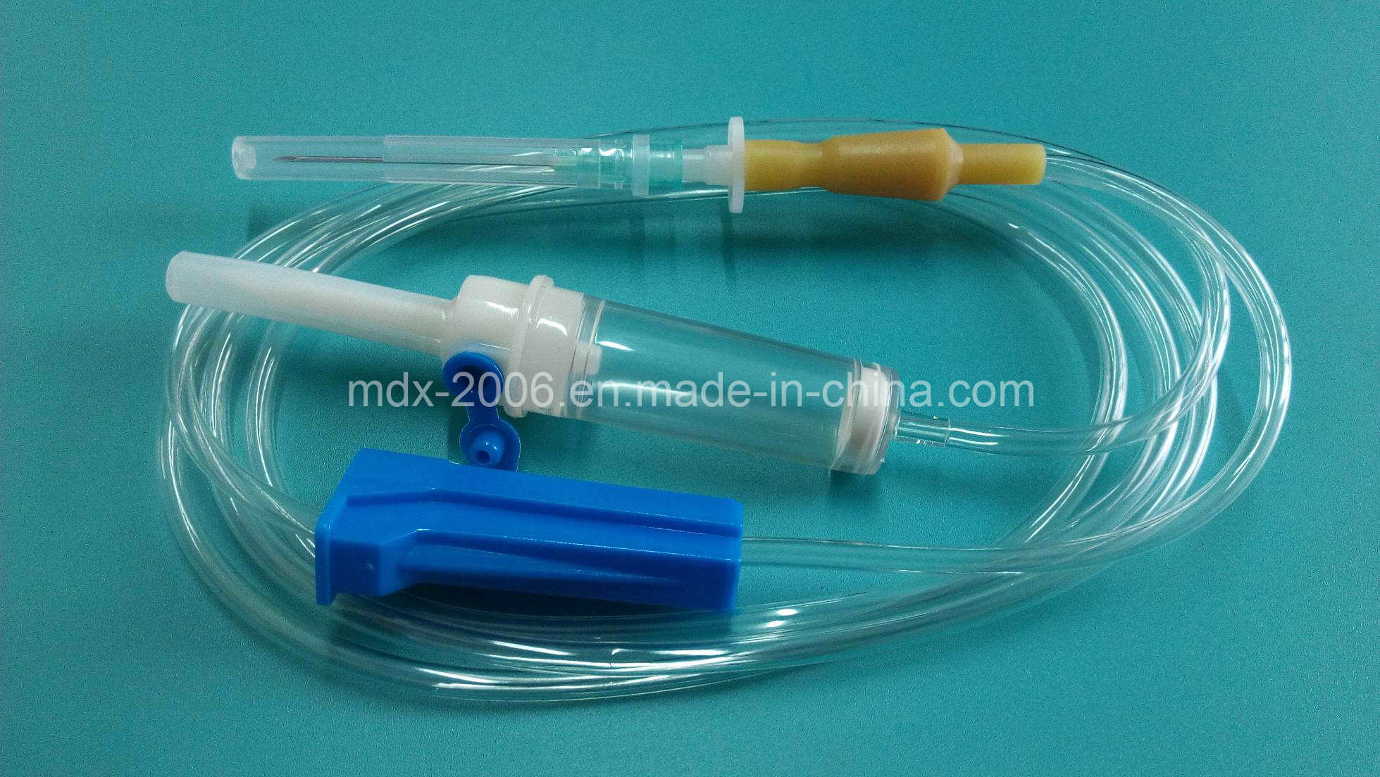 High Quanlity Infusion Set with CE&ISO Certification