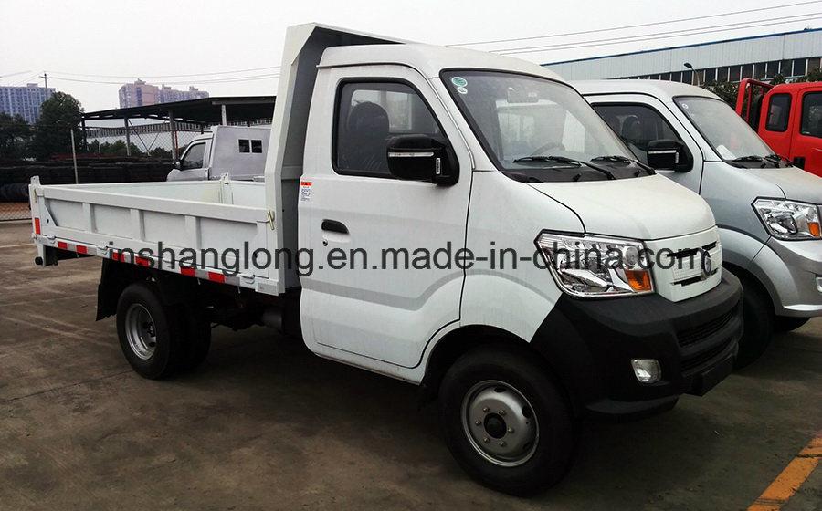 China 4X2 Diesel Light Dump Truck 1.5ton--Rhd