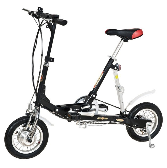 Image Electric Folding Bike Download
