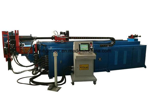 CNC 3D Pipe Bending Machine Dw50cncx3a-3s