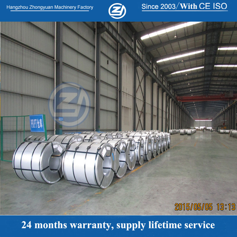 Pre-Painted Galvanized Color Steel Coil