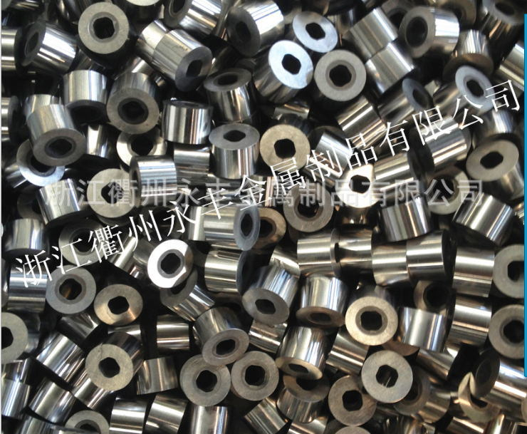 Sintered Powder Metal Square Aperture for Washing Machines