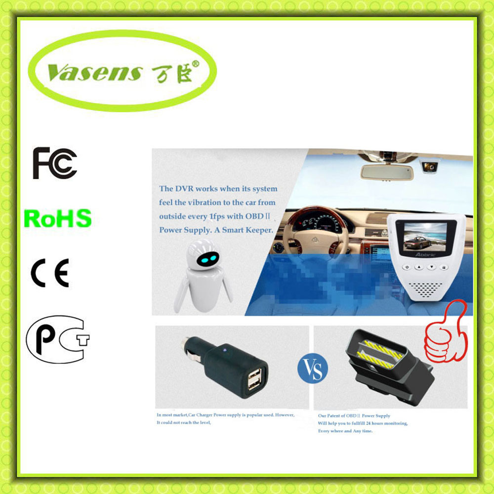 Clear View 140 Degree Dashboard Cam Car Camera Video Recorder