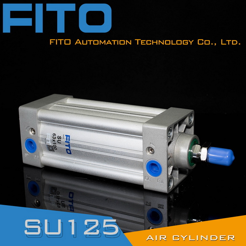 Su Series Air Pneumatic Cylinder for Auto Parts