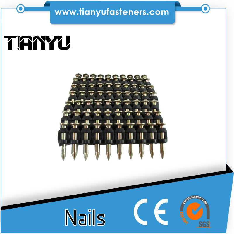 Gas Concrete Nails for Fuel Cell