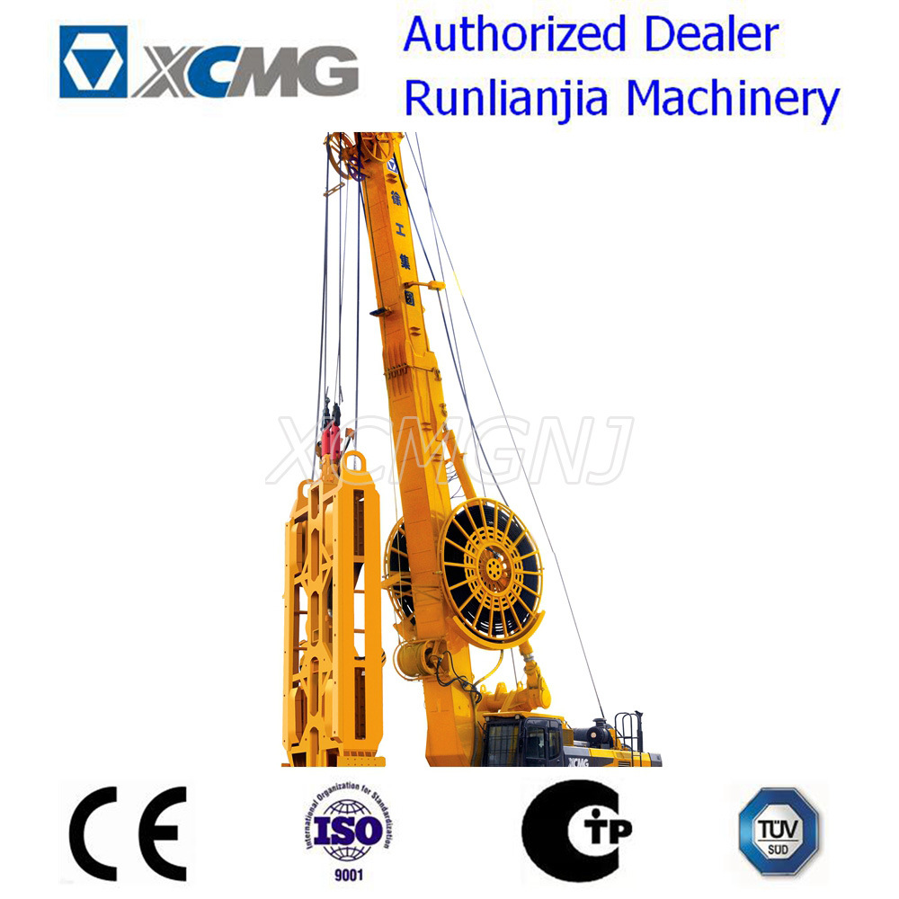 XCMG Xg600d Diaphragm Wall Grab with Cummins Engine