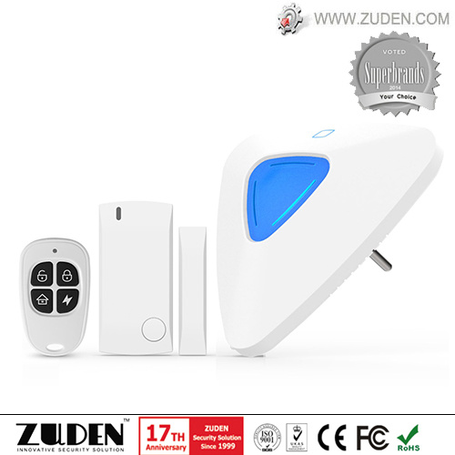 Wireless Burglar Security Intruder Alarm for Villa/Home/House