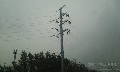 Sinostro Transmission Power Line Tower 132kv (easy-installation)