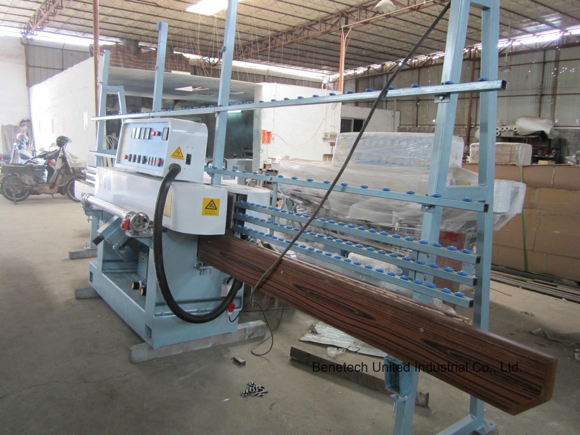 Glass Straight Line Edging Machine Bm4
