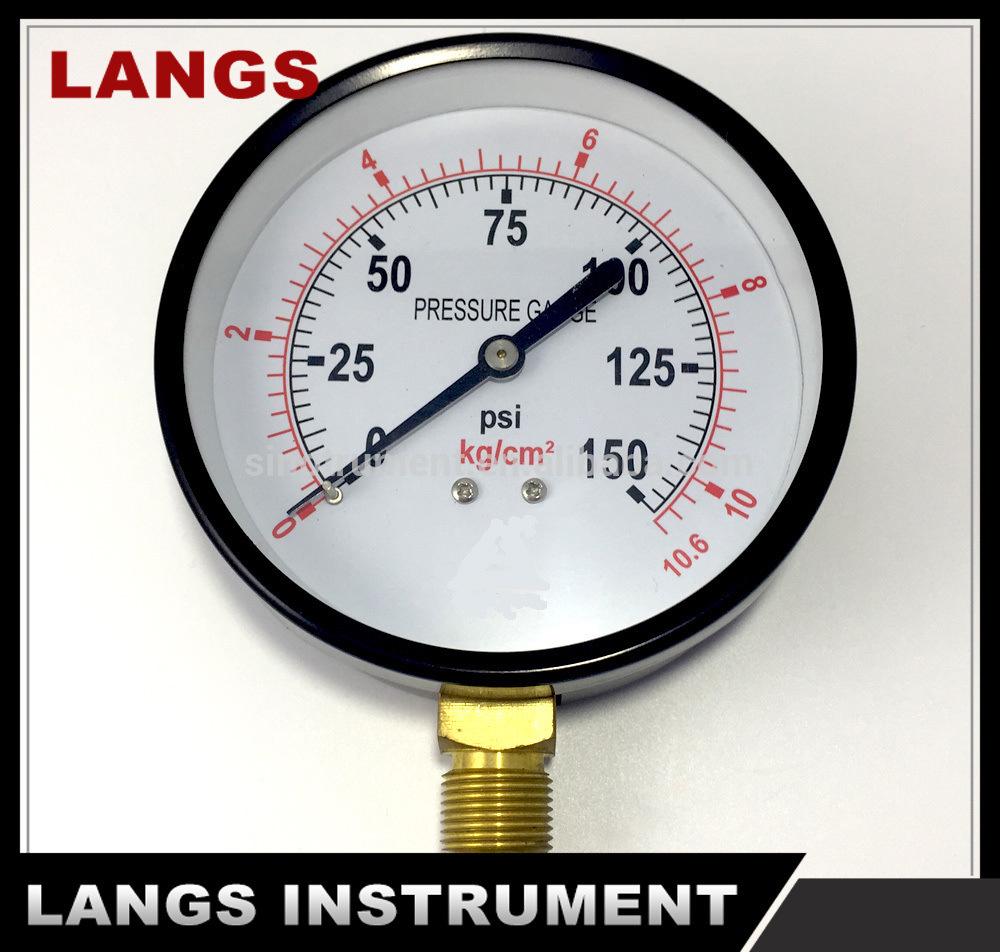068 100mm Standard Dry Pressure Gauge