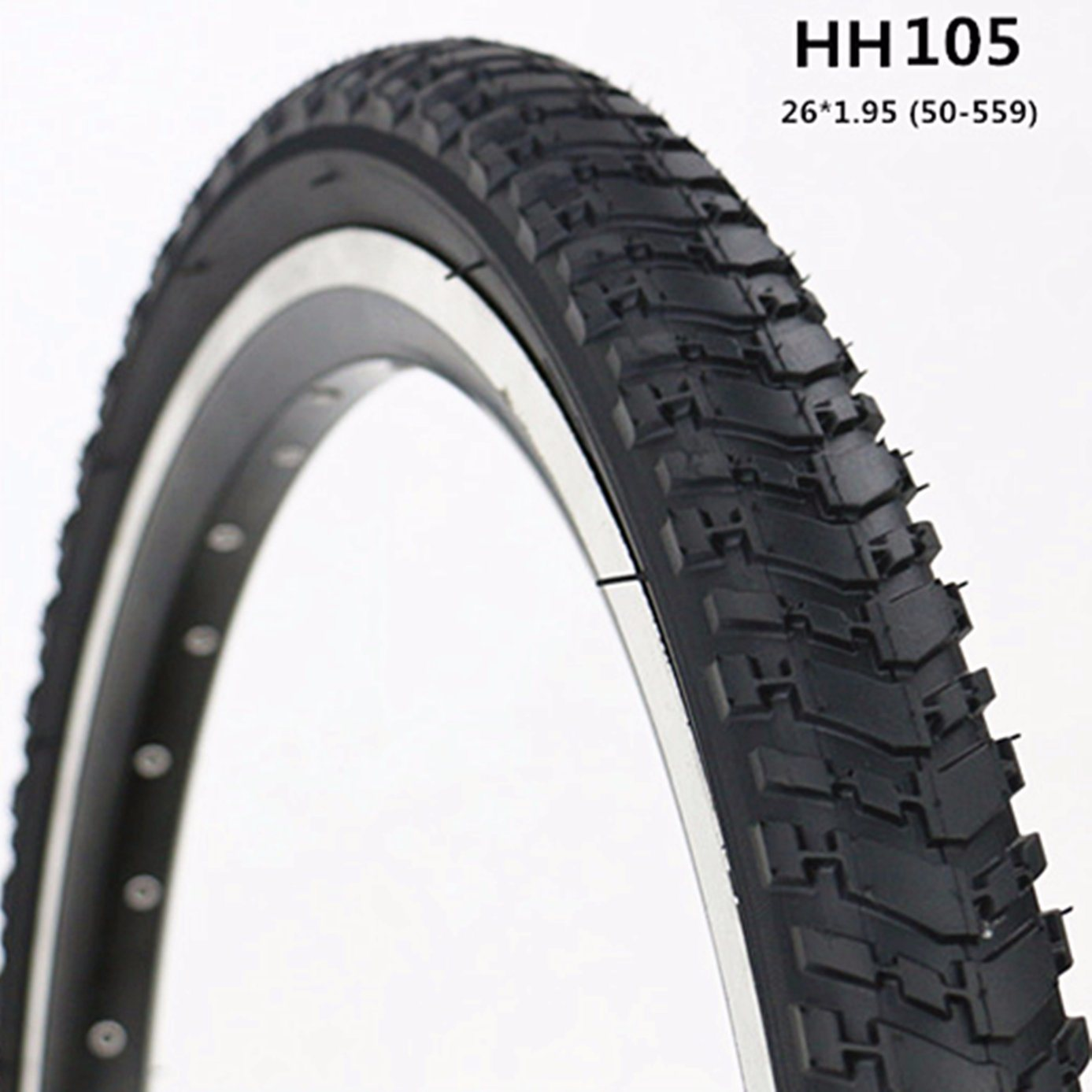 Good Quality Rubber Bike Tyre Bicycle Tyre (ly-a-159)