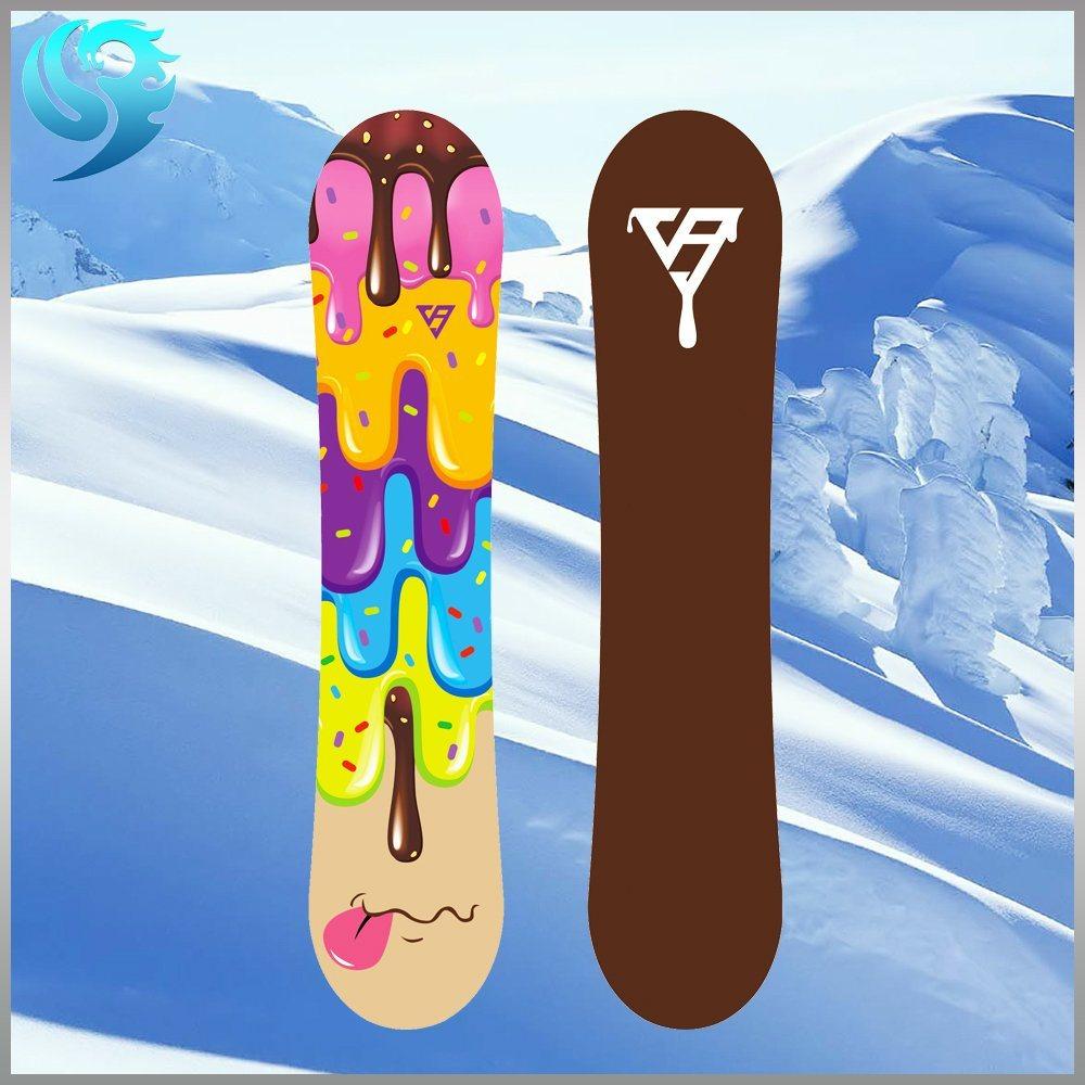 Professional Manufacturer Customized Design Light Snowboard