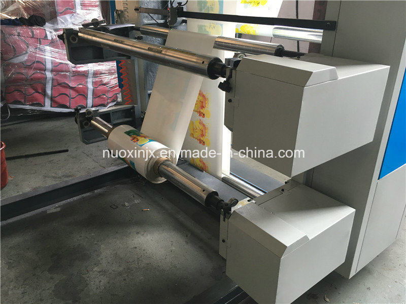 4 Colour Non Woven Fabric Flexographic Printing Machine (NX)