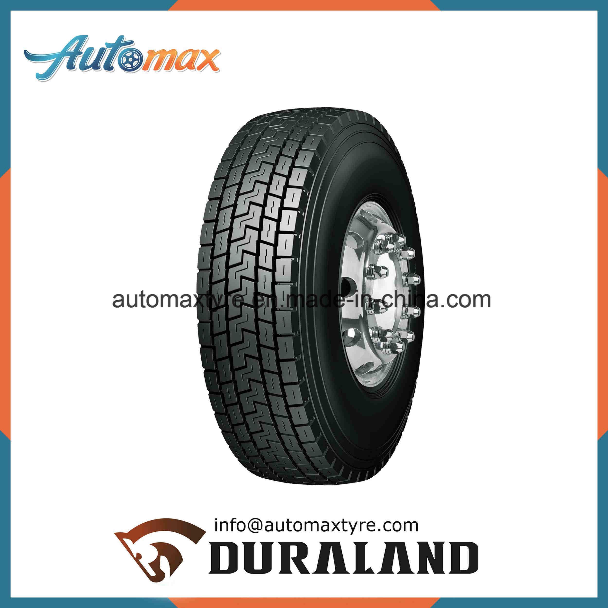 Super Wide Tread Radial Truck Tyre (315/80R22.5)