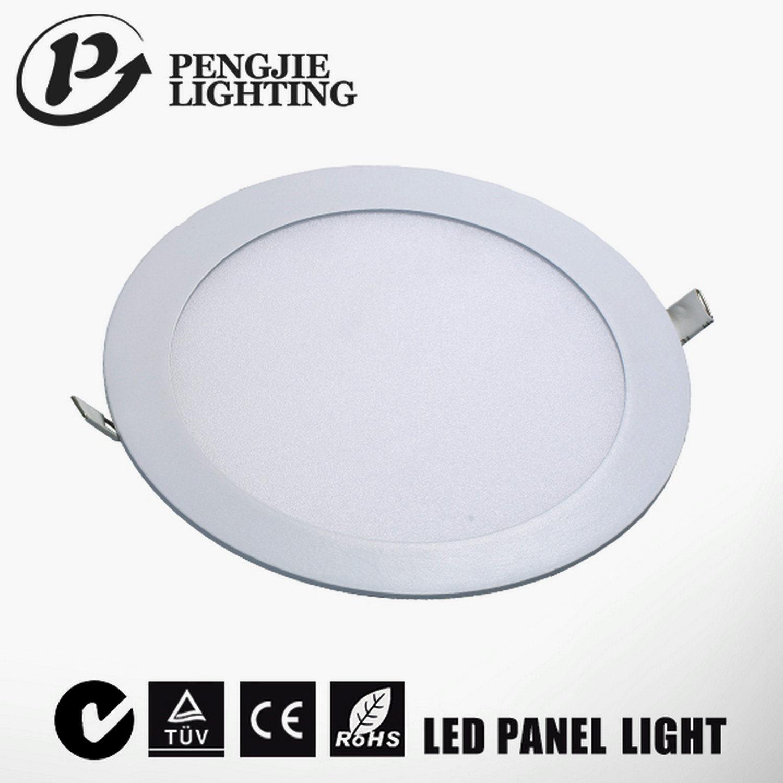 LED Lights 220V 9W SMD2835 White LED Panel Light with Ce