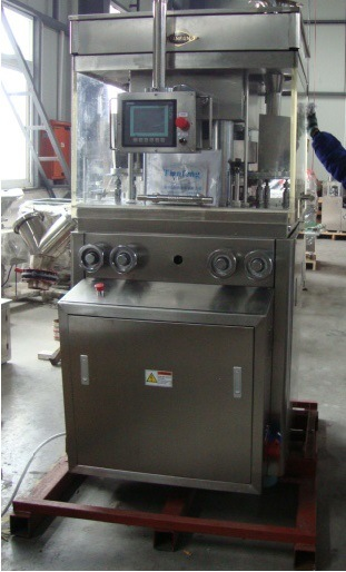 Rotary Tablet Press Machine for Soup Cube, Chicken Stock