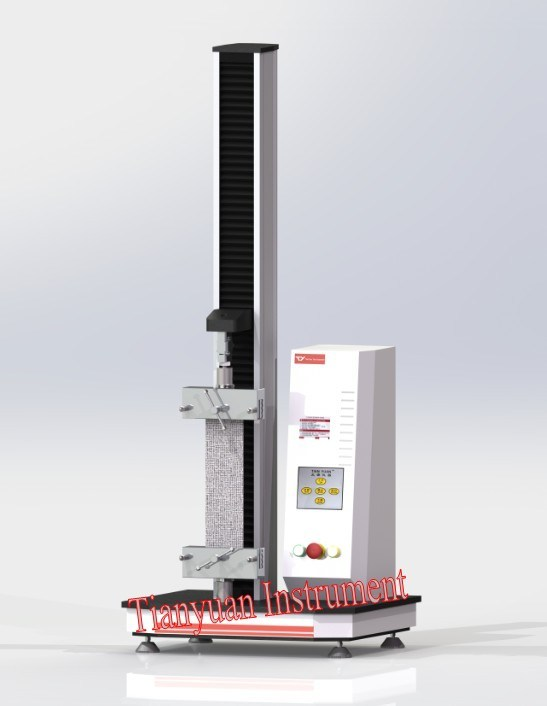 Ty8000 Electronic Universal Testing Machine 5kn Single Column (servo motor)