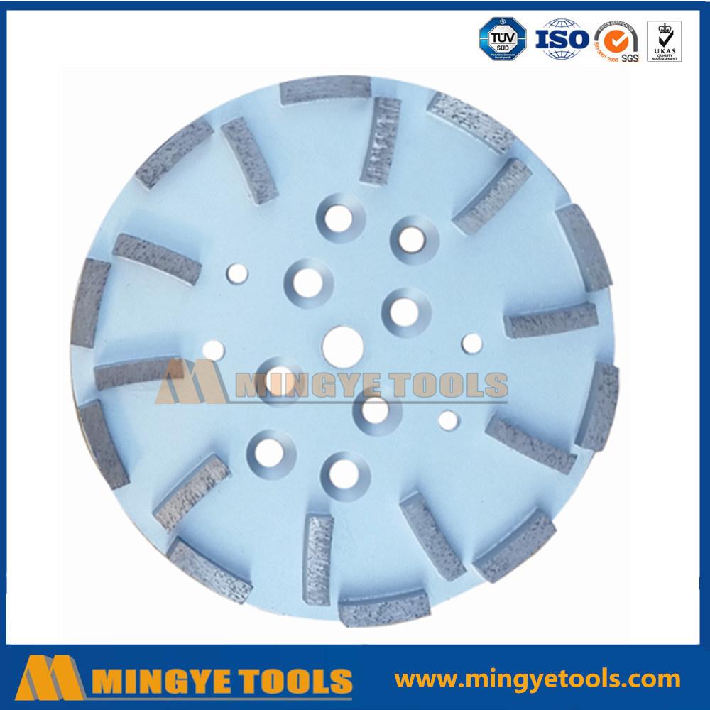 10inch Diamond Grinding Disc, Grinding Concrete Floor