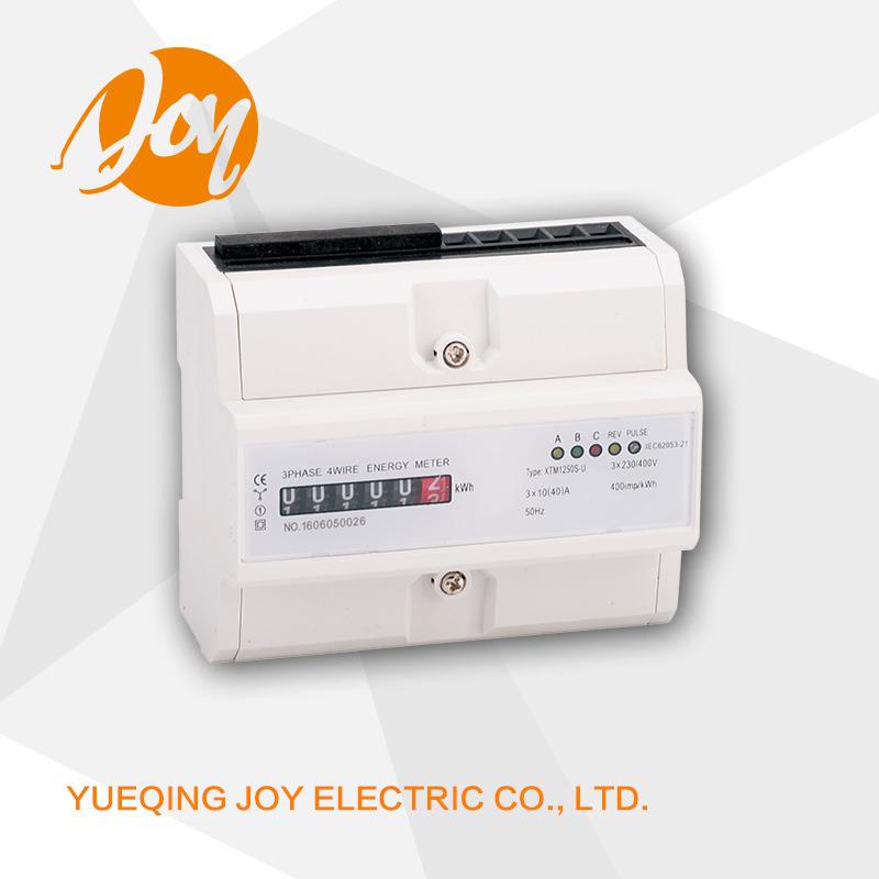 Electronic Energy Meter/Kwh Meter/Power Meter