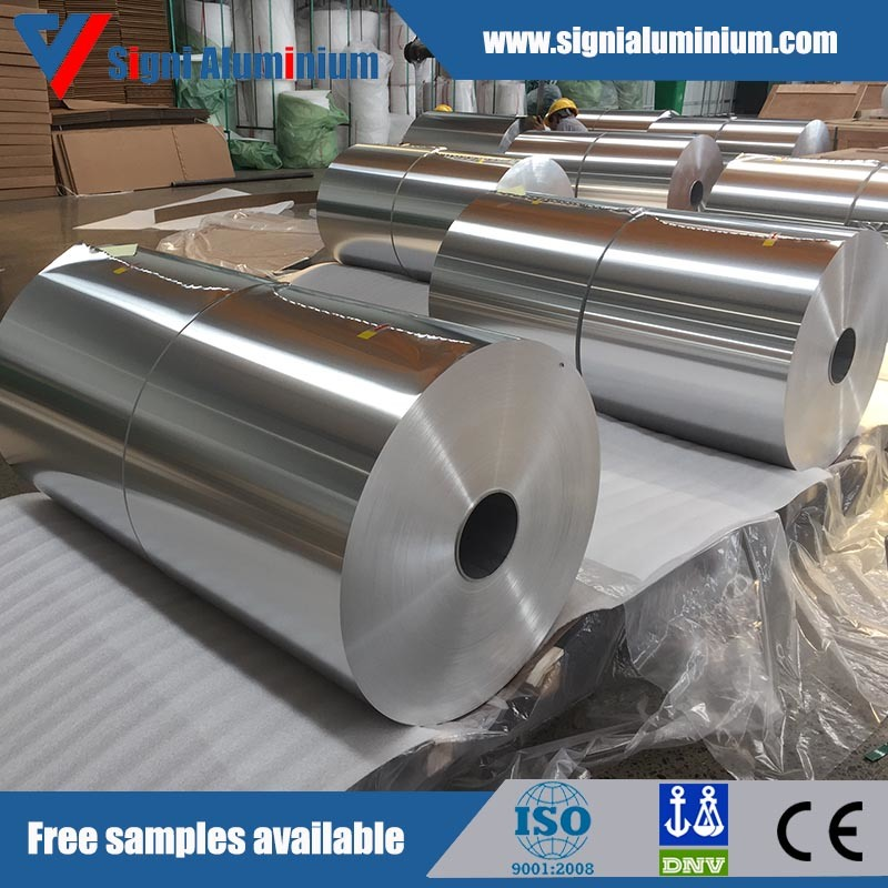 8011 Aluminium Foil for Tray/Food Container