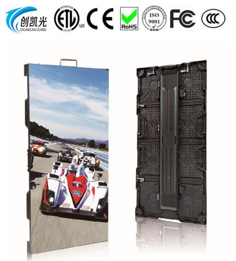 Ckgled P2.9/ P3.91mm / P4.81mm / 6.25mm Indoor Full Color LED Display Screen / LED Video Display