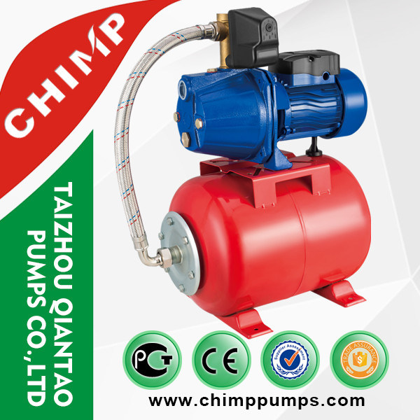 Chimp Aujet-100s 1HP Self-Priming Auto Electric Jet Water Pump