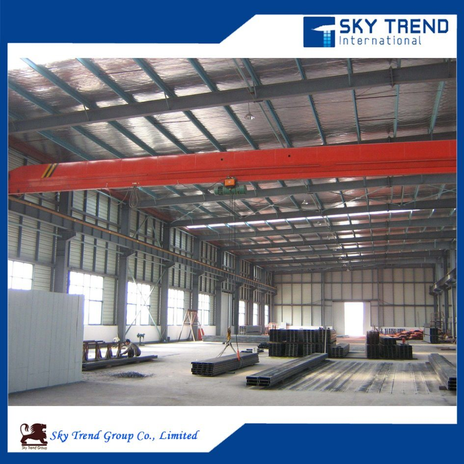 Large Span Made in China Q235 Processing Steel Structure