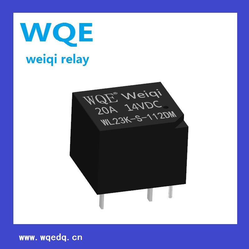 (WL23K) Mini Size Automotive Relay Suit for Automation System, Auto Parts