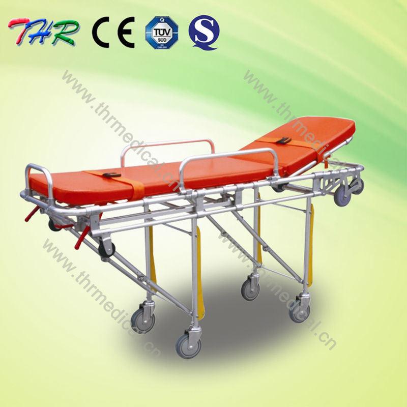 Thr-3b Medical Ambulance Stretcher Trolley