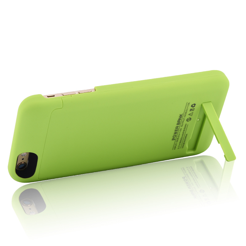 4000mAh External Power Case Battery Charging Case for iPhone 6 Plus/6s Plus
