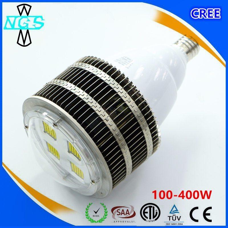 Super Bright Energy Saving 300W 400W E40 Lamp LED High Bay Light