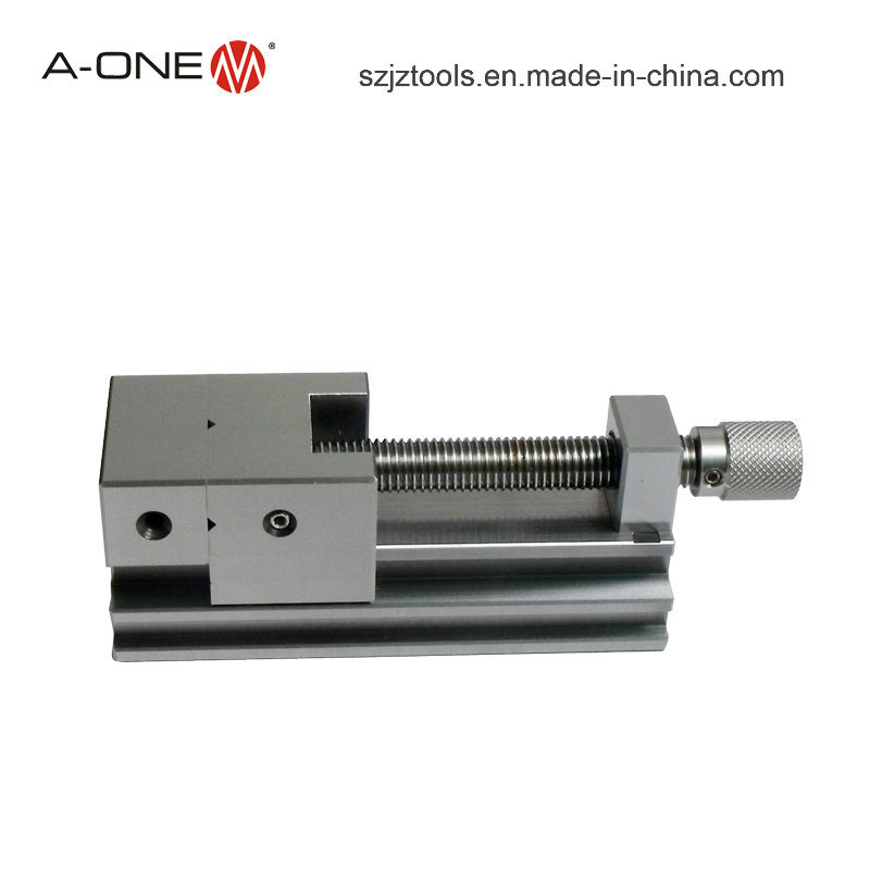Stainless Steel Manual Wire Cut EDM Vise (3A-210036)