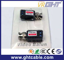 Video Balun with BNC Connector