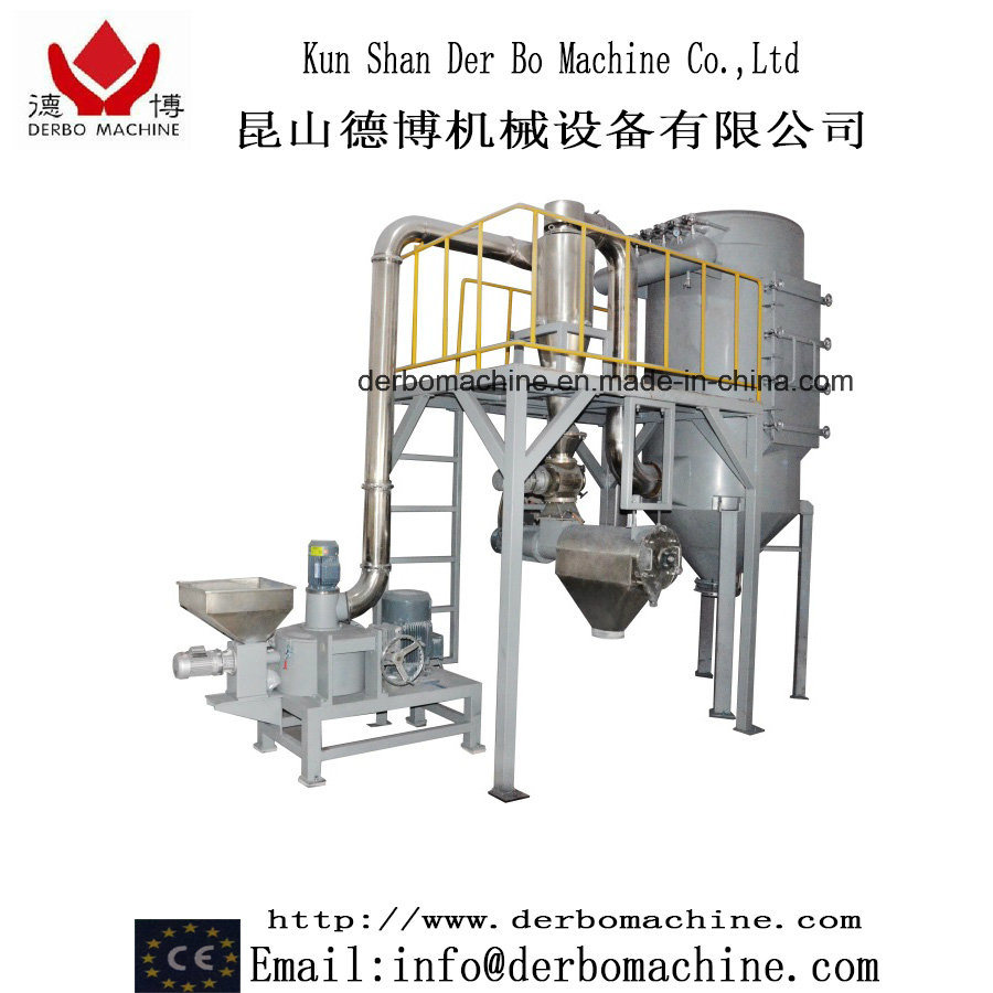 Acm Grinding System of High Output Capacity