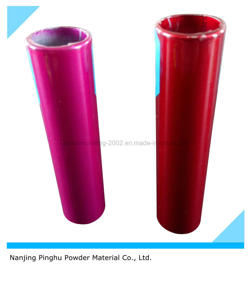 Purple/Pink/Red Powder Coating for Metal Furniture