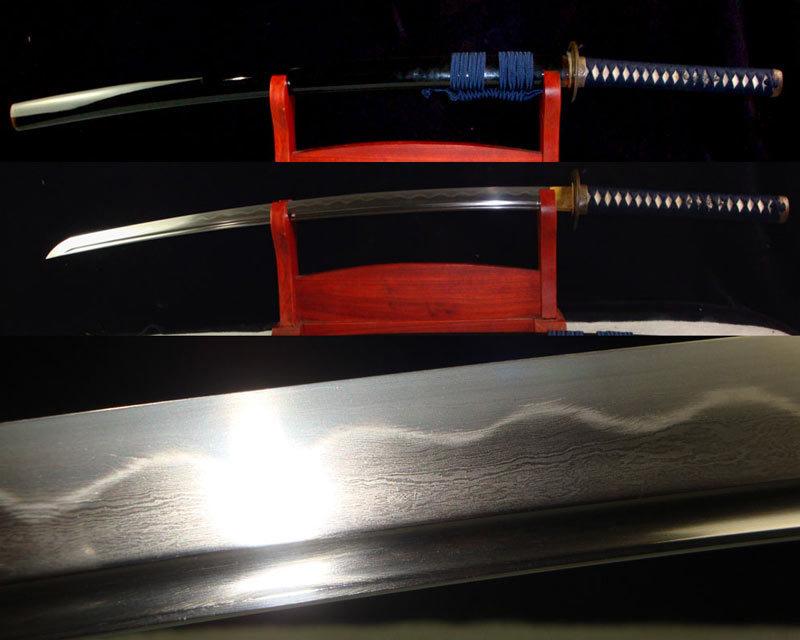Japanese Shinto Katana Sword/Handmade Real Samurai Sword